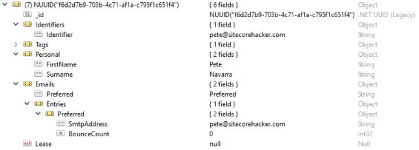 Creating Custom Sitecore xDB Contact Facets – Sitecore Hacker
