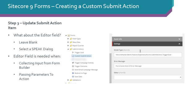 SVDD: Using Forms in Sitecore 9 and xDB Together – Sitecore
