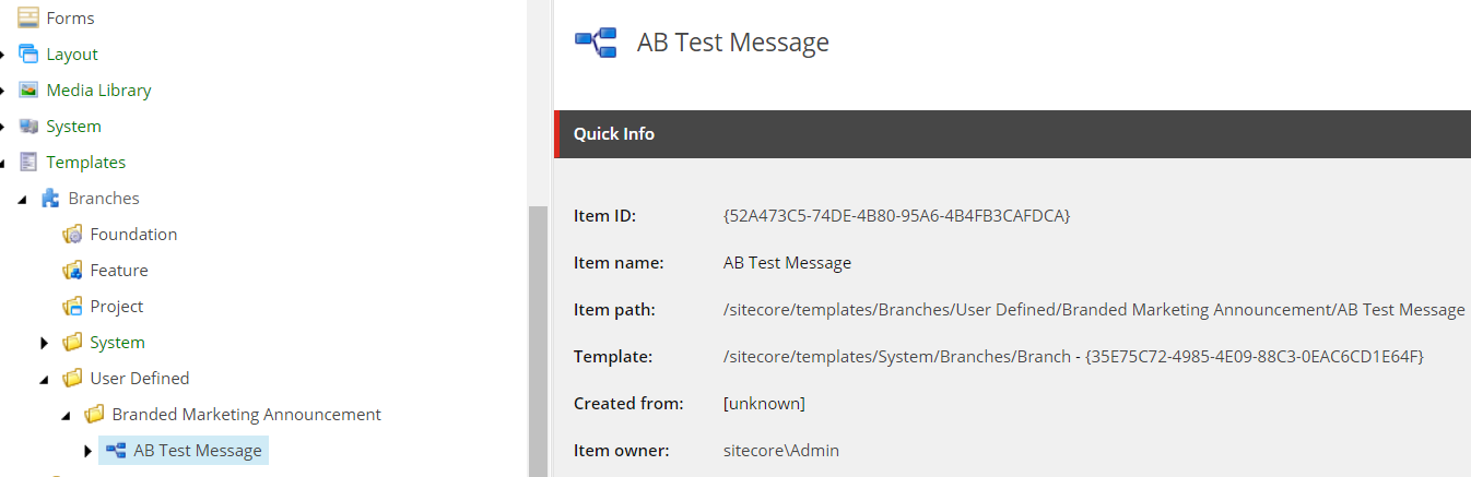 Creating A Custom Email Template: Part 1 – Sitecore Hacker
